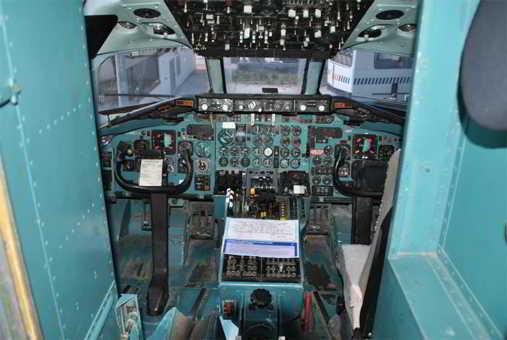 Museo-Aeronautico-Malaga-panel-mandos-Familysol