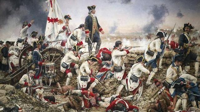 Bernardo de Galvez Batalla de Pensacola