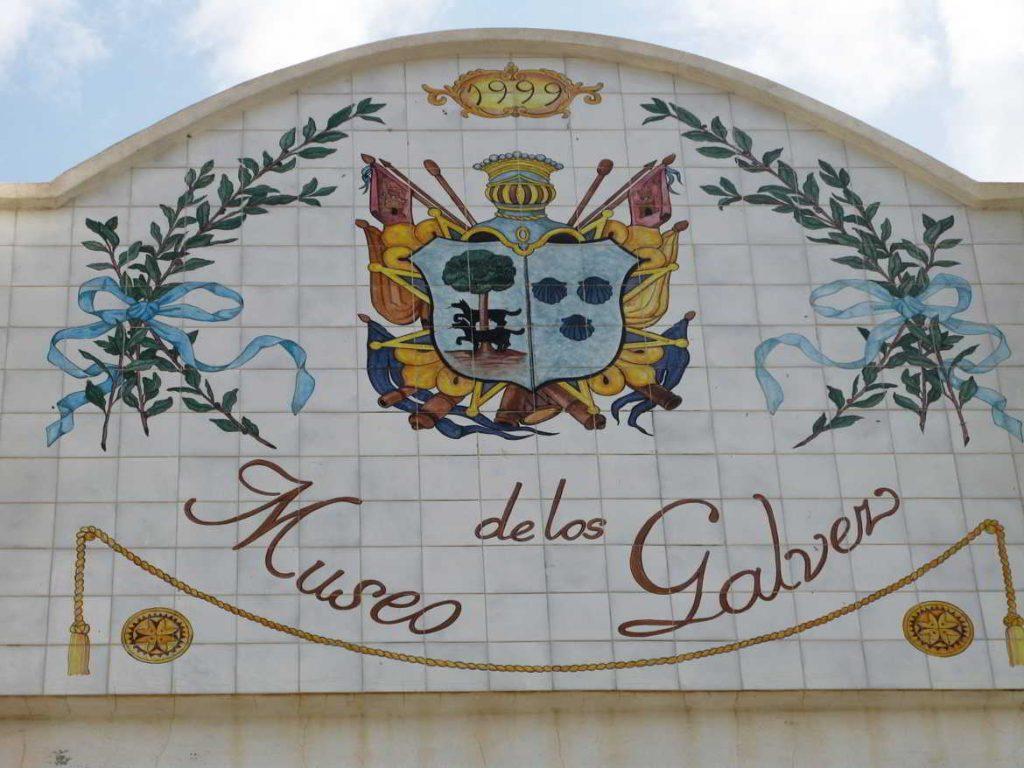 Museo de los Gálvez  en Macharaviaya, Málaga