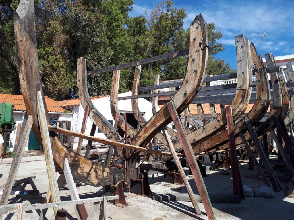 Reconstrucción Galveztwon Astilleros Nereo Málaga
