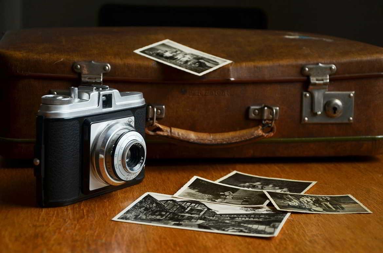 Nuevo curso, nuevas experiencias-cámara de fotos antigua