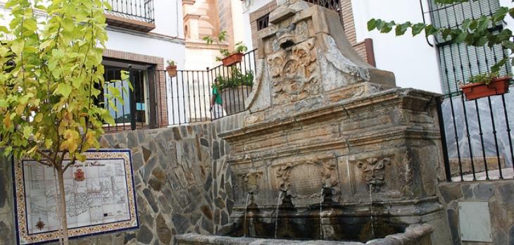 Fuente en Laujar de Andarax, Almeria, Familysol