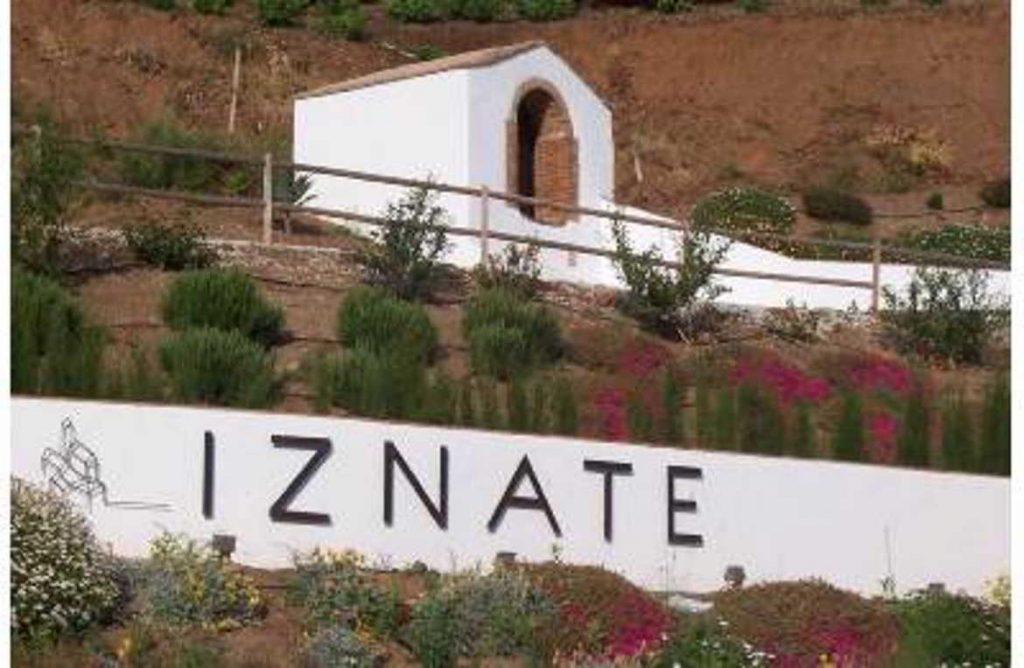 Fuente de los Tres Deseos en Iznate, Málaga
